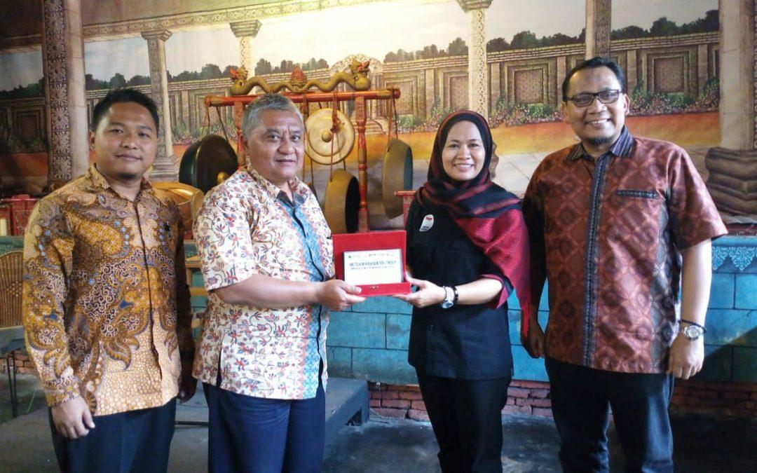 Kegiatan Kunjungan ke SMK Telkom Malang
