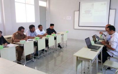 PT. ISH (Infomedia Solusi Humanika) anak Perusahaan Telkom Indonesia mengadakan MOU dengan Yayasan Miftahul Ullum