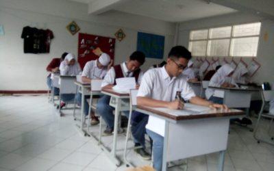 Penilaian Tengah Semester 2 SMP-SMA-SMK Telkom Sekar Kemuning