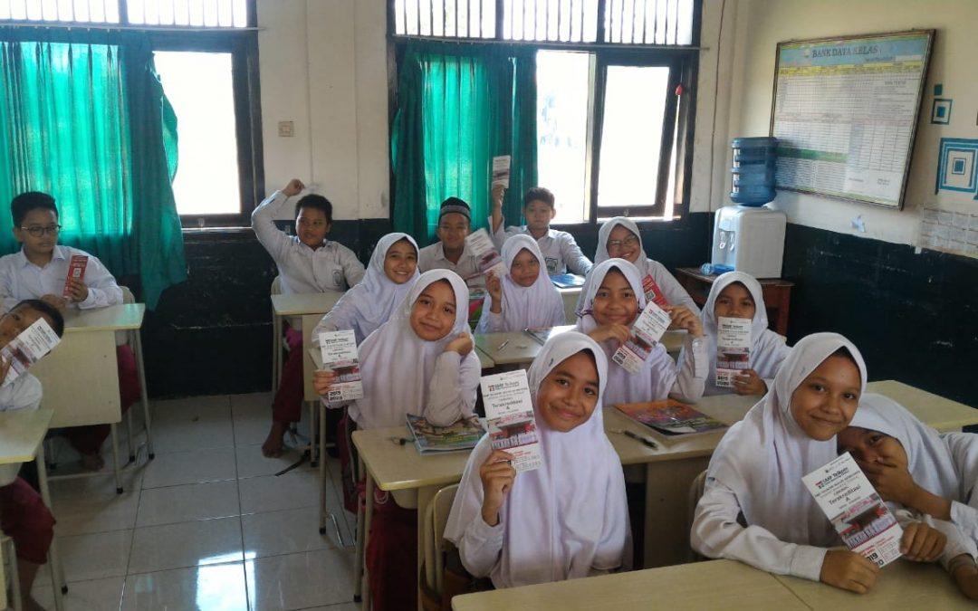 Kunjungan Madrasah Ibtidaiyah dan SD Islam di Sumber Cirebon