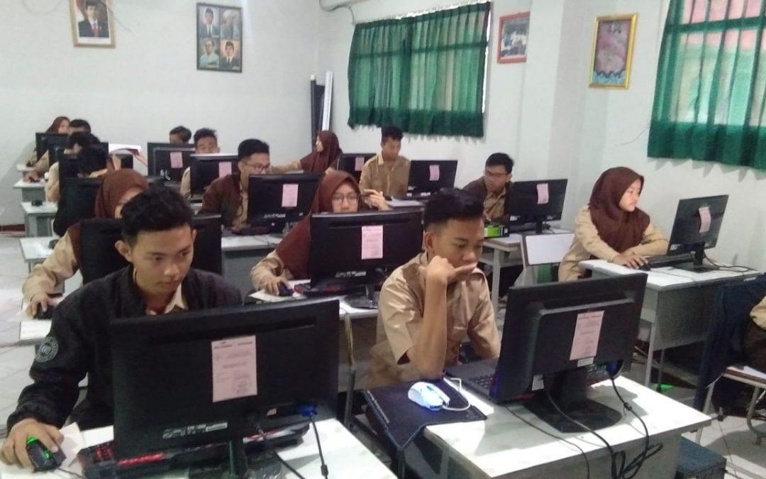 Ujian PAS Online SMK Telkom Sekar Kemuning Cirebon