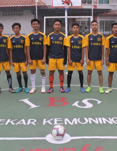 Futsal SMA Telkom Sekar Kemuning
