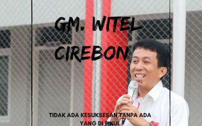 Kunjungan GM Witel Cirebon ke Telkom Schools Cirebon