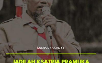 Kegiatan Pramuka SMK Telkom di Buper Balong Dalem 2019