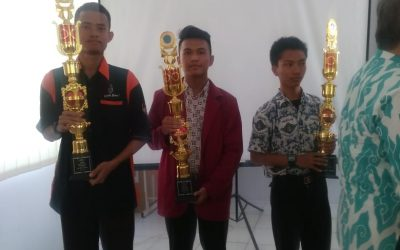 SMK Telkom Juara 2 Tingkat Kota Cirebon LKS SMK