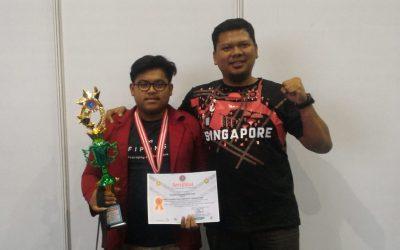 SMA Telkom Sekar kemuning Juara 3 Tingkat Nasional 2019 di JCC