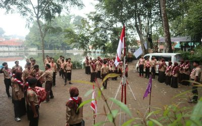 Camping dan Outbond SMP-SMA Telkom Sekar Kemuning IBS 2020