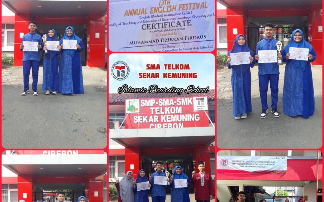 2nd Winner Mini Drama for SMA Telkom Sekar Kemuning IBS