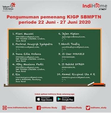 PRESTASI DI TENGAH PANDEMI (BAGIAN 2) SMK Telkom Sekar Kemuning Cirebon