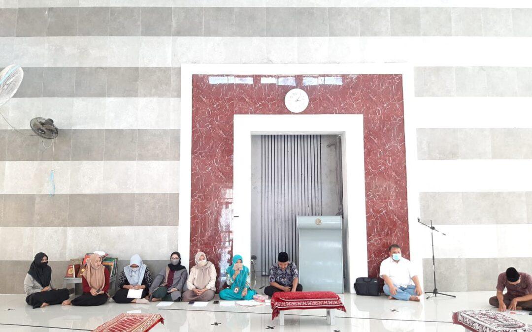 Peringatan 1 Muharram 1442 H di SMK Telkom Sekar Kemuning Cirebon