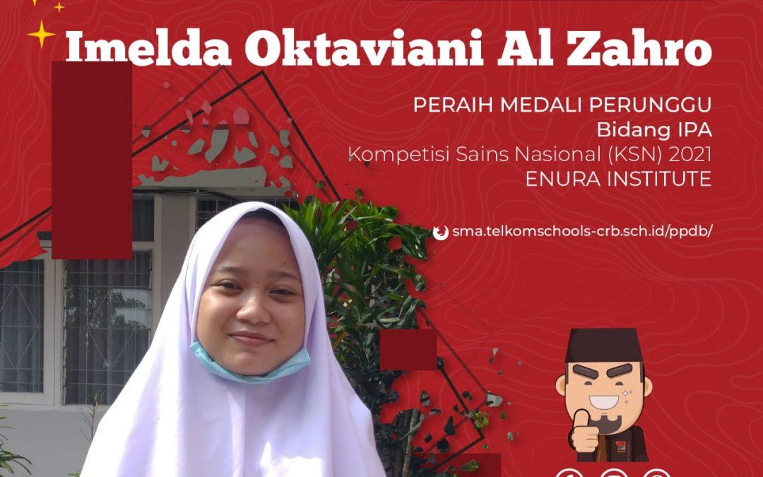 Medali KSN SMA Telkom Sekar Kemuning IBS