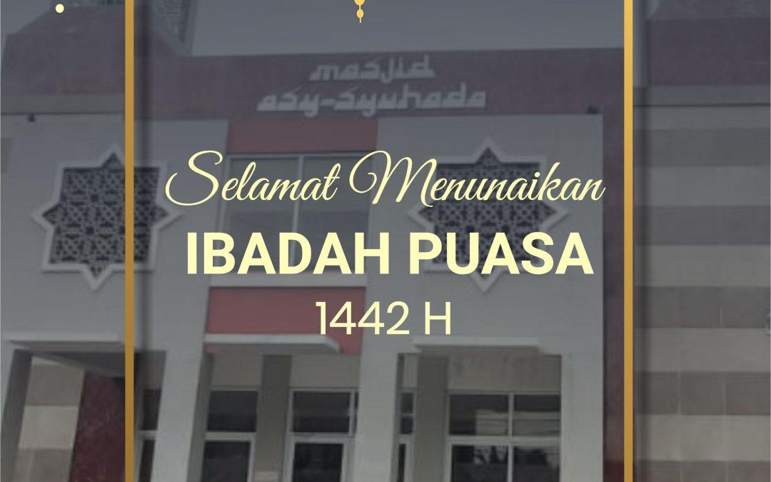 RAMADHAN 1442 H
