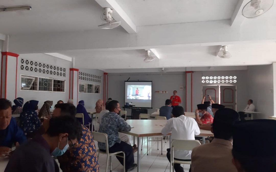 Halal bi Halal Yayasan Miftahul Ullum Cirebon